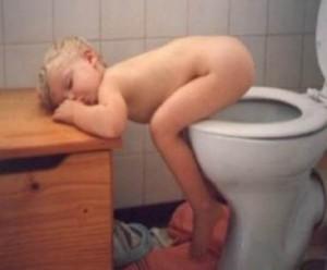 Sembelit kanak-kanak atasi dengan Delima Bio Emas