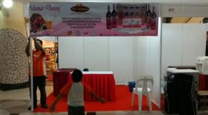 Bio Emas ekspo Extravaganza Johor Bahru